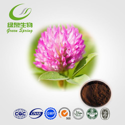 100% natural red clover extract,isoflavone china manufacturer!