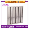 American style stainless steel activated carbon filter for cooker hoods