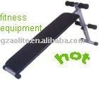Abdominal Board ab chair fitness equipment