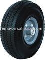 Mano de la rueda del PR1033 con neumático de nylon