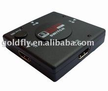 HDMI Switch (FG-Mini HDMI-301) (hdmi switch (3 to 1)/mini hdmi switch)