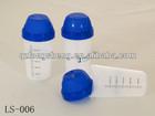 plastic shaker,plastic shaker bottle