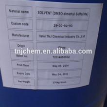High quality 99.9% min Dimethyl Sulfoxide(DMSO)