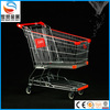 Asian style shopping cart Supermarket Trolley