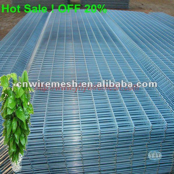 Galvanized Welded Wire Mesh Concrete Electro Galvanized Welded Wire