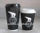 16oz disposable high quality coffee paper cups