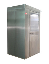 Cleanroom double door industrial equipment of sterilize people and object