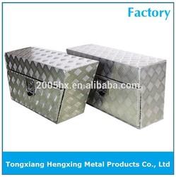 Aluminum Tool Box Under Tray Undertray Trailer Lock Storage Ute Box