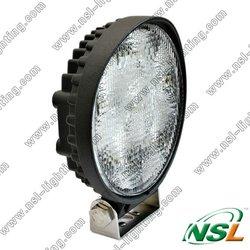High Quality 4 inch EMC 12V 24V 18W led work light lamp Car LED Fog/mining Light 4WD 18W auto led work light