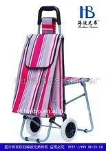 600DPVC shopping trolley bag