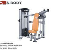 Shoulder Press and Gym Fitness
