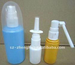 Sprayer Plastic Bottle for Liquid Medicine