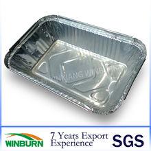 8011 O Aluminium Foil Container for Fast Food
