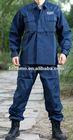 dark blue army uniforms