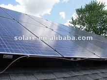 High power poly solar PV module 380W for solar power system