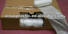 2013 high quality Natural Clear High Density Can liners
