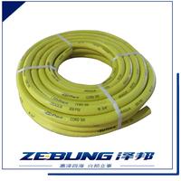 high pressure flexible fiber braid compressor rubber air hose 8mm