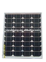 50w mono solar panel 12v solar module photovoltaic panel pv panel