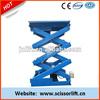 Hydraulic lift table/hydraulic scissor lift platform