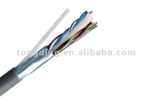4 Pairs FTP Cat5e Network Cable/LAN Cable/Belden Cat5e Cable