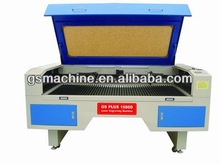 (CE&FDA) Goldensign Double Heads Laser Cutting Machine for Seat Cover
