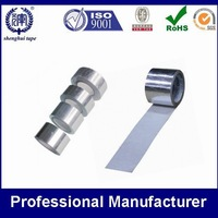 Aluminum Foil Tape widily used om airconditioning ductong system, cold storage insulation water heater and temporary sealing of
