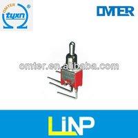 TS-9-T1EQ 6 pole toggle switch