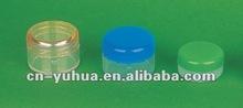 cheap plastic jar for plastic bottle ,PLASTIC JAR,PS SINGLE WALL,PJ1002