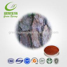 2012 Hot Sale!Pine Bark Extract OPC 95%,natural opc pine bark