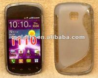 New design TPU case for i110 (tpu case for xperia mini st15i/tpu case for galaxy pocket s5300)