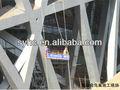La construcción de góndola de limpieza/de limpieza de la ventana de cuna/de acero suspendido plataformas de acceso/alzamiento