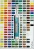 Kater silicone sealant colours