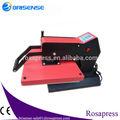 高圧rs-s4060ウォブル熱プレス機tシャツの印刷機での販売のためのchiina