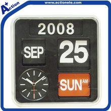 Auto Flip Wall Clock