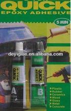 5 mins Quick-set acrylic epoxy Adhesive/AB Glue