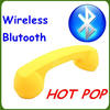 Christmas gift bluetooth telephone handset with volume +/- buttons