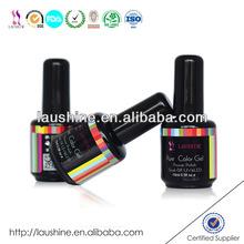 2014 long-lasting soake off gel polish 3 in 1 gel polish one step gel polish nail lacquer nail polish