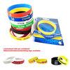 personalized silicone bracelet,rubber bracelet