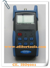 TM3216A Handheld Optical Power Meter with USB/Software (-70~+10dBm)