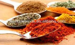 Single spices & seasonings