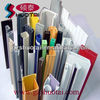 PVC extrusion profile window door,pvc gasket for glass