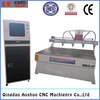 Multi heads multipurpose cnc router machine