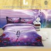 Canton fair 100%poly microfiber pigment/disperse printed bed sheets/mattress/quilt fabric for BRAZIL market
