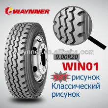Waynner brand truck tyre