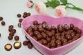 y dulces de chocolate