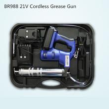 21V Li-ion Cordless/Accu Grease Gun 20 cartridges pump