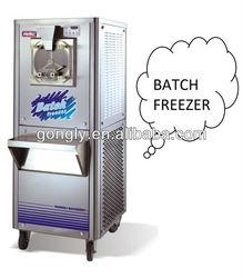 HARD ICE CREAM MACHINE/BATCH FREEZER CE APPROVED