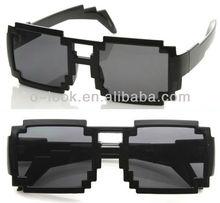 Nintendo Novelty Gamer Nerd 8 Bit Pixel Video Game Geek Sunglasses