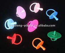 plastic lollipop ring stand for nipple candy with cheap price