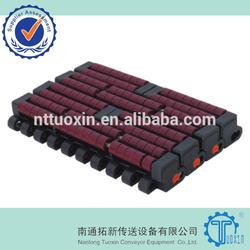 Roller Top Modular Belt 1005 series for tire industry,LBP Belts
